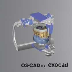 ARTICULATEUR VIRTUEL - OS-CAD  BY EXOCAD